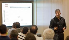 """Ponente Taller 6: """"Innovar con los clientes"""""""