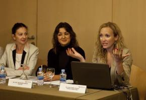 "Taller 5: ""Mentoring para mujeres emprendedoras"""