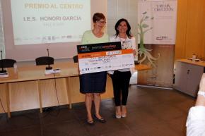 Premio al centro para IES Honori Garcia
