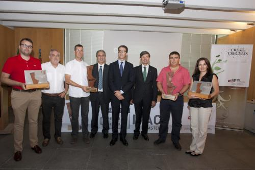 Premiados CEEI IVACE 2014