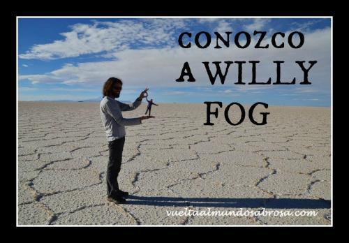 """Artículo """"Conozco a Willy Fog"""" íntegro de Sergio Ayala"""