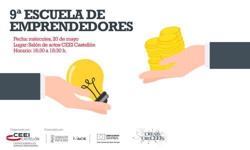 Presentación Costes 9ª Escuela de Emprendedores CEEI Castellón
