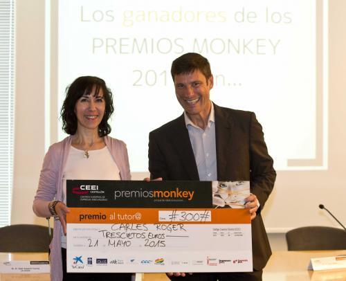 VIII edición Premios Monkey