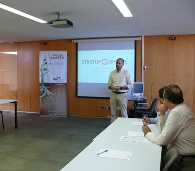 CEEI Castellón da a conocer las nuevas tendencias en inversión en startups