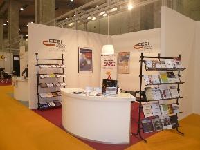 CEEI Castellón, junto con el resto de CEEIs de la Comunidad Valenciana presentes en FORINVEST 2011
