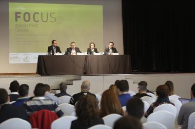 Focus Innova Pyme Acto Institucional