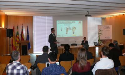 Se celebra el IX Foro de Inversi�n para la financiaci�n de empresas innovadoras.