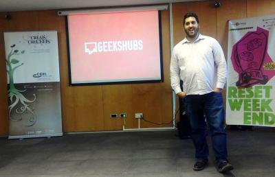 Ponencia Chaume Sánchez- Geekhubs