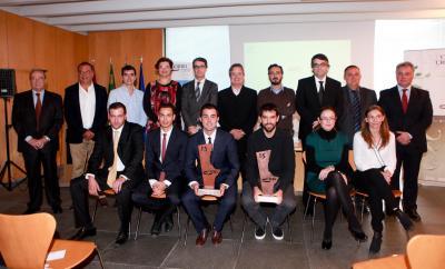 Compolinies y Soluciones Cuatroochenta premios CEEI IVACE Comunidad Valenciana