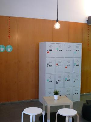Espacio Cowork-inn CEEI Castellón