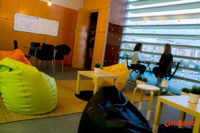 ¿Un café? GeeksHubs CEEI Castellón