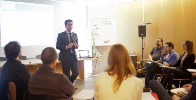 CEEI enseña a los empresarios a presentar su empresa para conseguir inversores