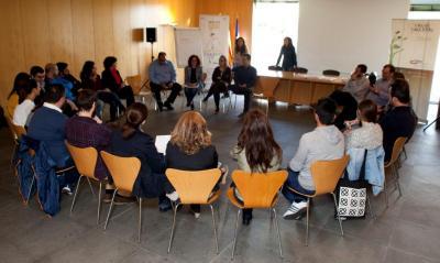 CEEI Castellón fomenta la economía colaborativa entre los coworkers y viveristas