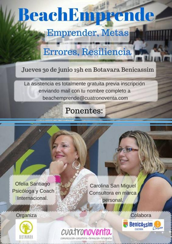Jornada: BeachEmprende