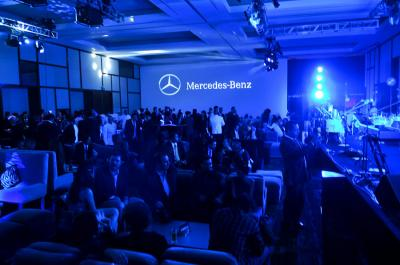 Presentación Evento Mercedes Benz