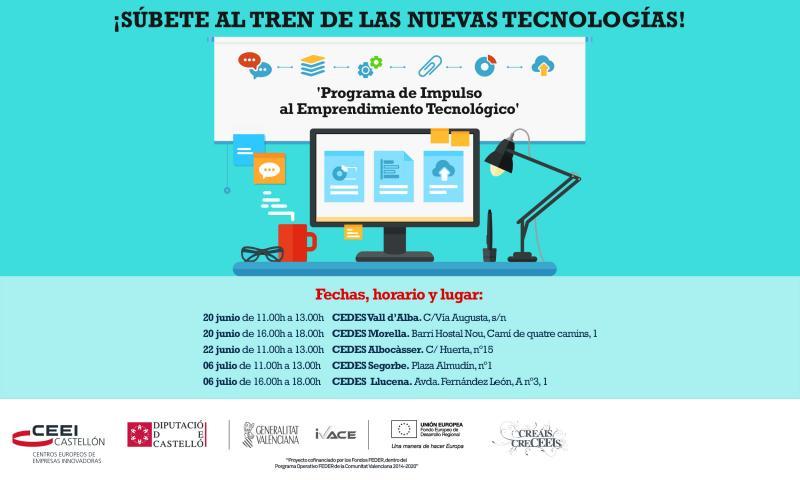 Jornadas 'Programa de Impulso al Emprendimiento Tecnol�gico'