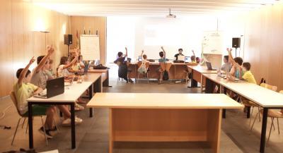 Finaliza el Campus de Verano de Rob�tica, Electr�nica y Videojuegos de CEEI Castell�n