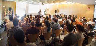 CEEI Castell�n re�ne a 80 empresarios interesados en el uso empresarial de Instagram