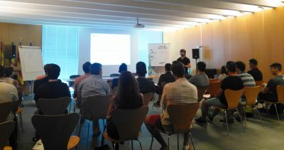 CEEI Castell�n forma a los empresarios para convertir una APP en un negocio de �xito