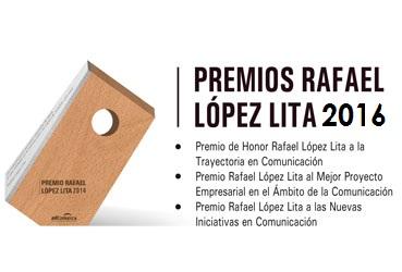 IV Edici�n Premios Rafael L�pez Lita 2016
