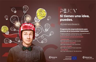 Programa de Emprendimiento Juvenil de la Comunidad Valenciana en Vinar�s