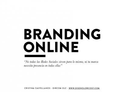 Ponencia jornada: Branding online, clave para destacar
