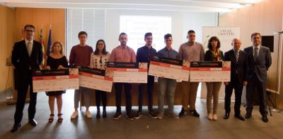CEEI Castellón premia el talento emprendedor de los jóvenes castellonenses