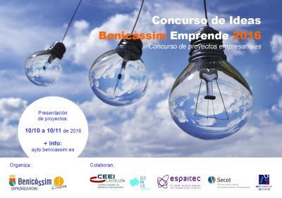 Concurso de Ideas Benic�ssim Emprende 2016