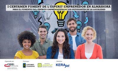 I Certamen Foment de l'Esperit Emprenedor en Almassora