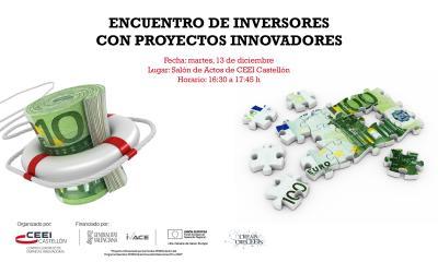Encuentro Inversores privados Red CEEI Castellón