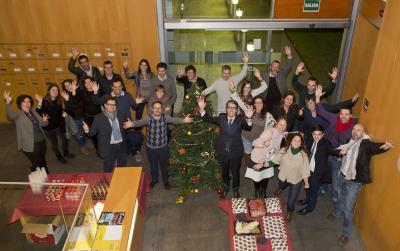 Encuentro de networking entre empresas viveristas del CEEI Castellón