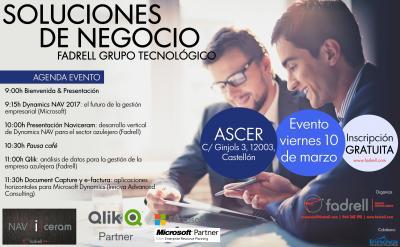 Evento Fadrell Grupo Tecnológico