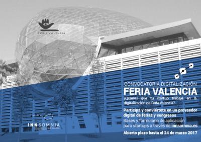 Digitalización de Feria Valencia