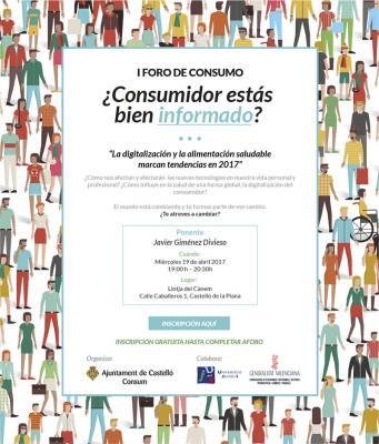 I Foro de Consumo del Ayuntamiento de Castellón