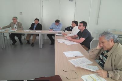 Grupo de trabajo de Focus Pyme y Emprendimiento Comunitat Valenciana 2017