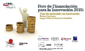 Foro de Financiación para la Innovación.