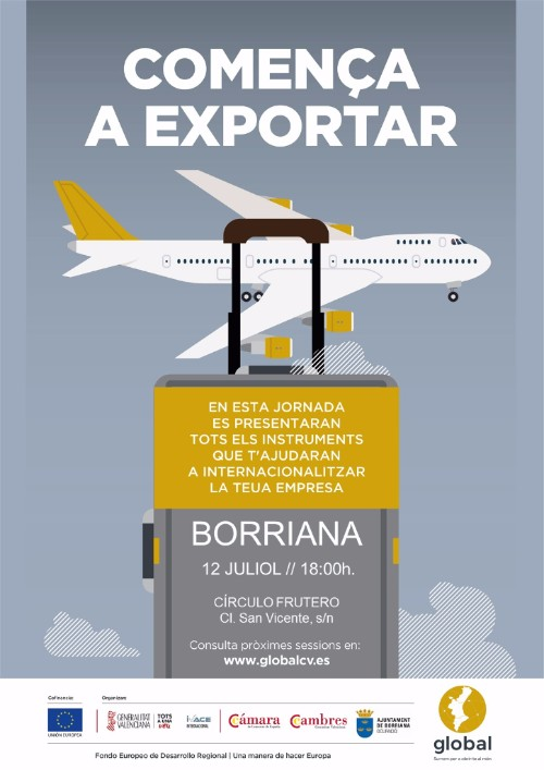 Internacionalización en Borriana
