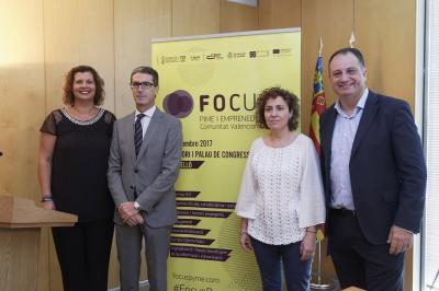 Rueda de prensa Focus Pyme y Emprendimiento 2017