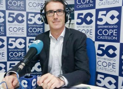 Justo Vellón en COPE Castellón