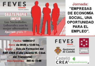 Jornada EMPRESAS DE ECONOMIA SOCIAL - Feves