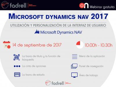 Dynamics NAV 2017 - Fadrell