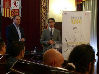 Inauguración de la segunda edición de 'Move Up!'