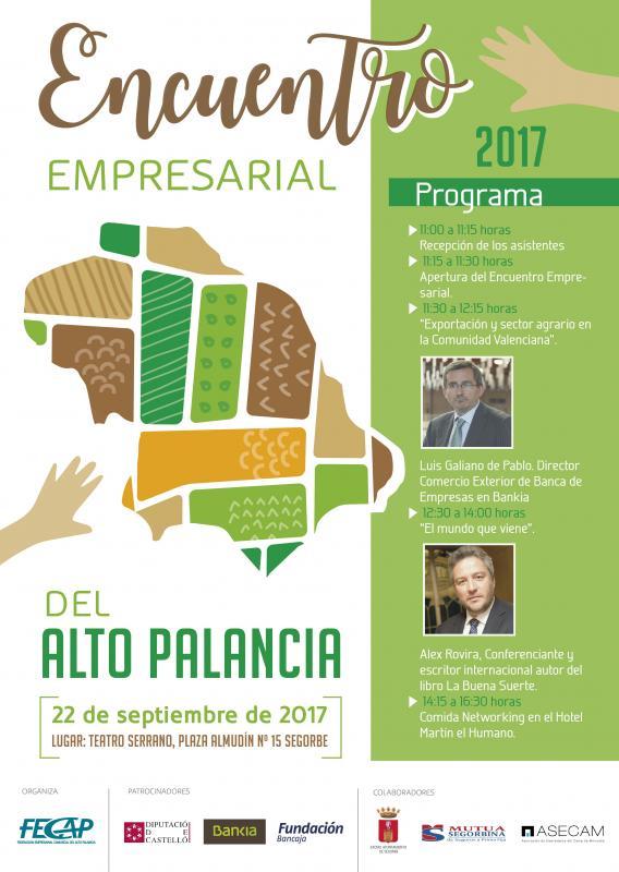 Encuentro Empresarial del Alto Palancia 2017