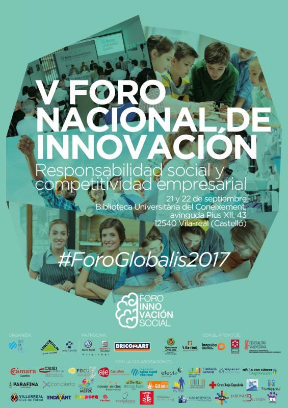 V Foro Innovación: responsabilidad social y competitividad