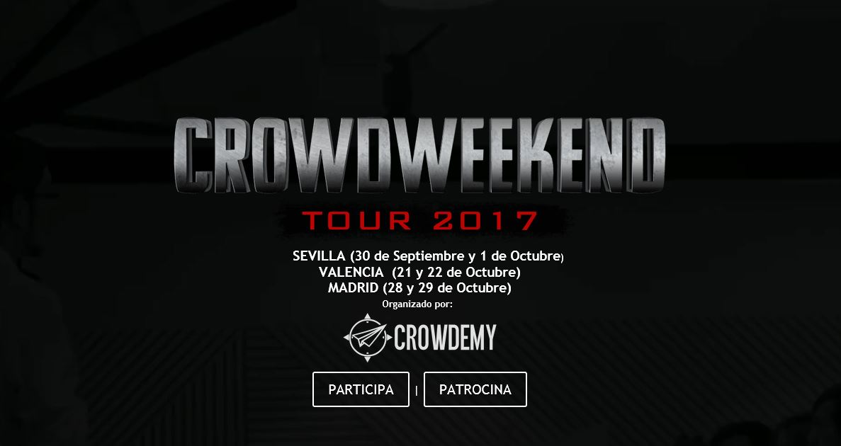CROWDWEEKEND
