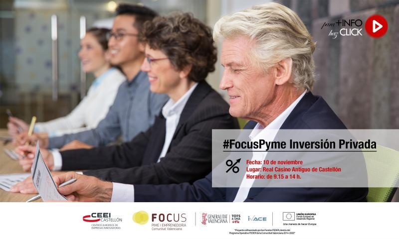 Iker Marcaide, en el #FocusPyme Inversión Privada