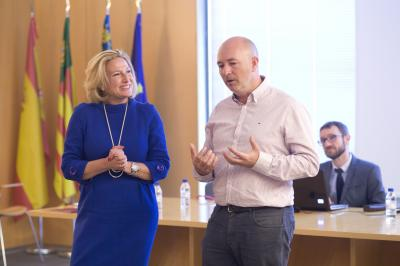 Primera sesión Coaching estratégico con Ofelia Santiago y SOMA Tech Hub