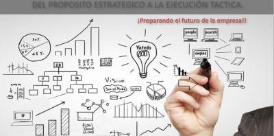 Del propósito estratégico a la ejecución táctica