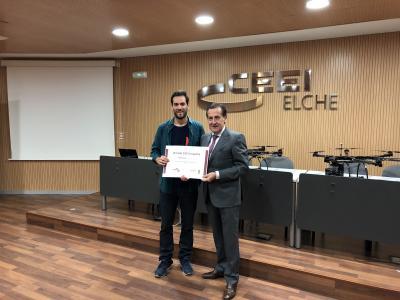 Fibbii fue ganador del Premio CEEI Impulsa 2017