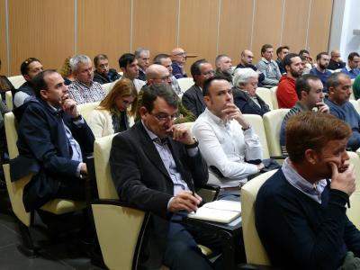 """Jornada """"Industria 4.0 en la práctica"""" en Castellón"""
